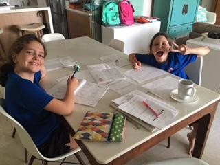 home tutors serangoon with happy students